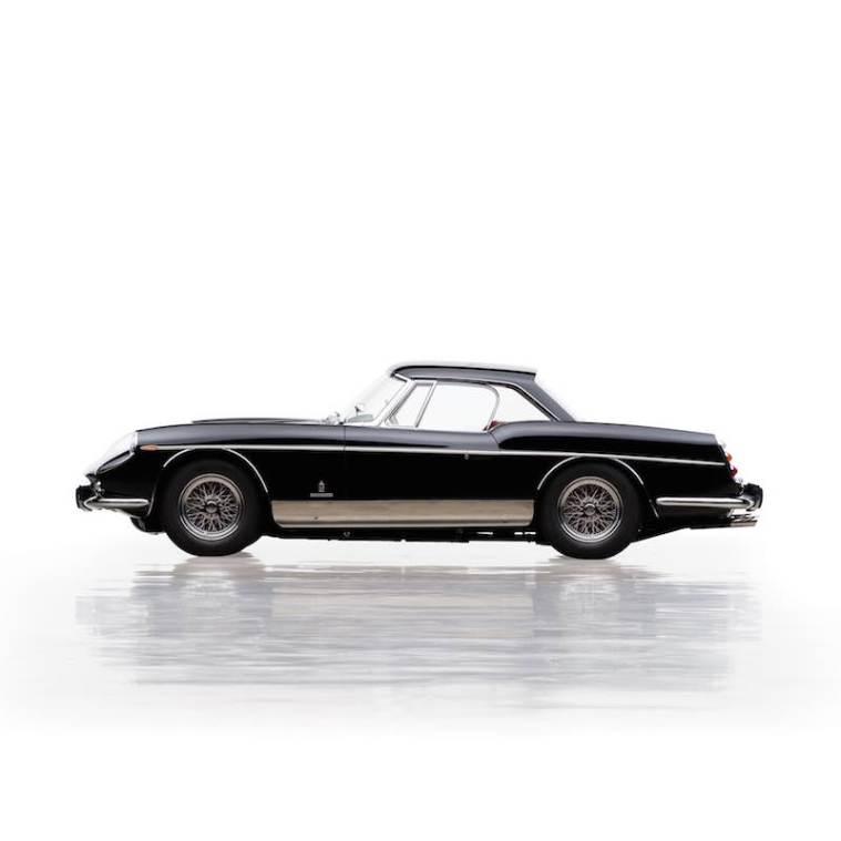 1962 Ferrari 400 Superamerica SWB Cabriolet