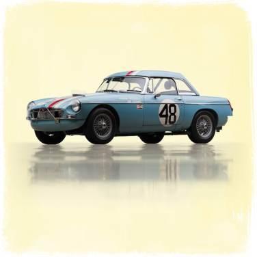 1962 MG MGB Lightweight