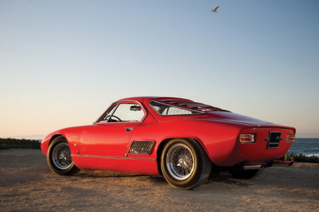 <strong>Beautiful lines of the ATS 2500 GT 3.0 Litre Coupe</strong>