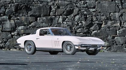1963 Chevrolet Corvette Styling Car