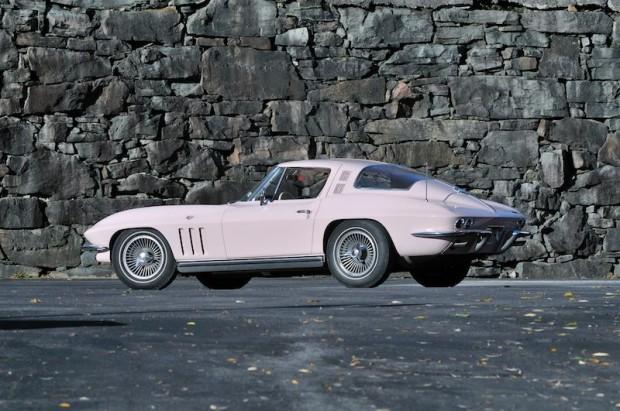 1963 Mrs. Harley Earl Corvette