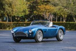 1963 Shelby 289 Cobra (photo: Ryan Merrill)