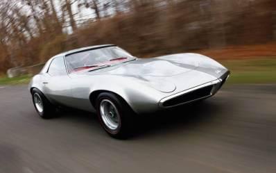 1964 Pontiac Banshee XP-833 Concept Car