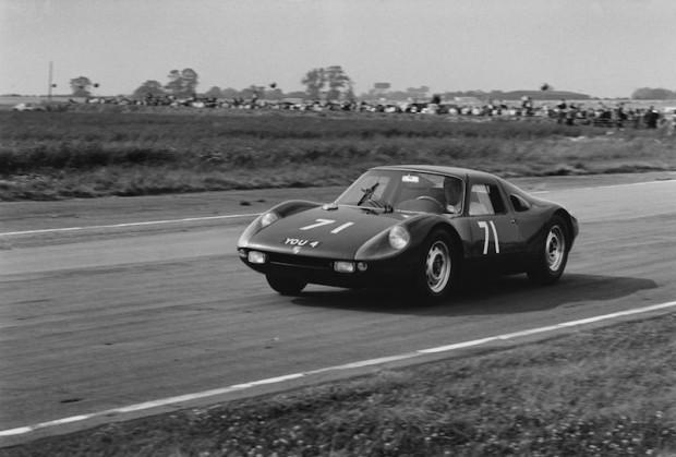 1964 Porsche 904 Carrera GTS (photo: courtesy of LAT)