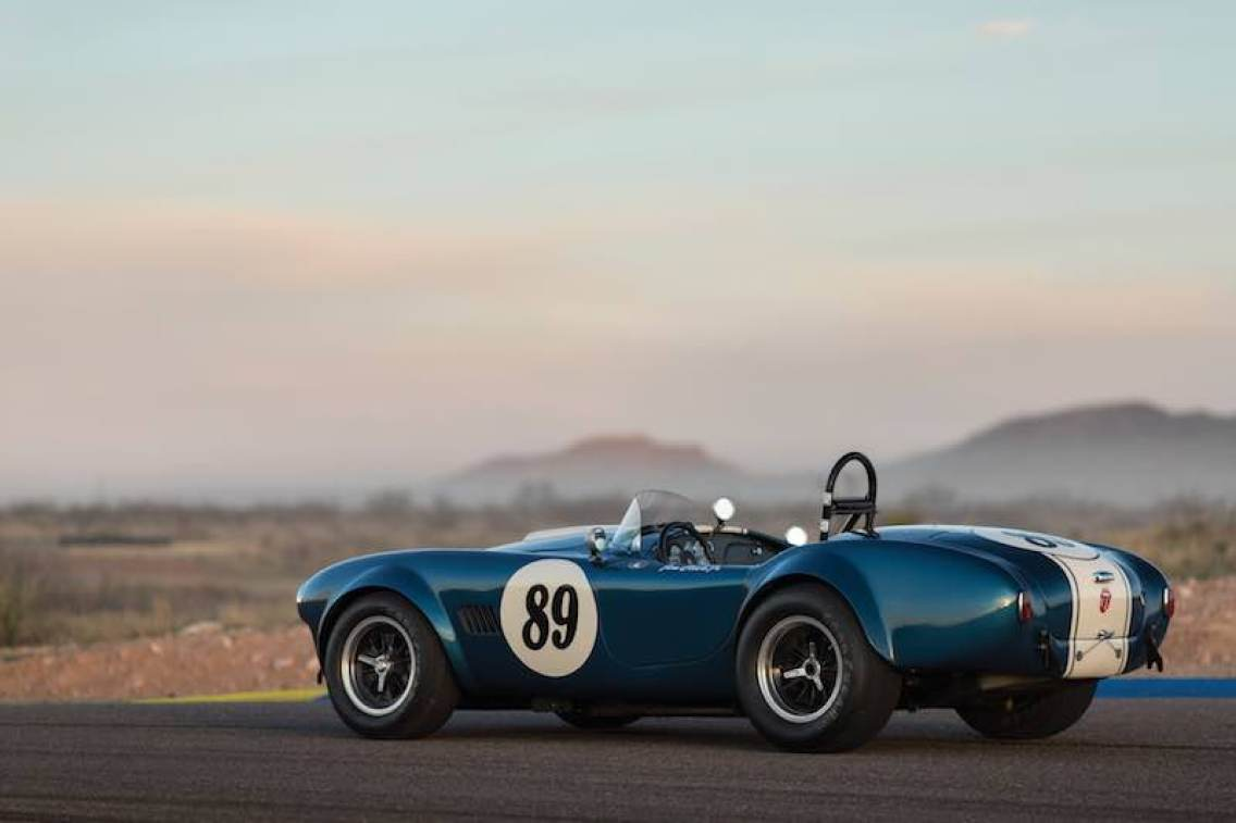 1964 Shelby 289 Cobra CSX 2473