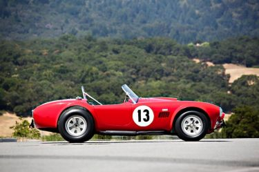 1964 Shelby 289 Cobra Competition Roadster