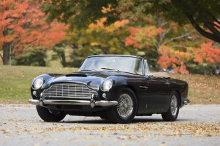1965 Aston Martin DB5 Convertible