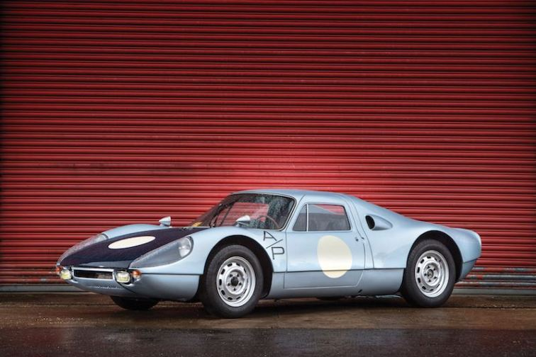 1965 Porsche 904 Carrera GTS (photo: Simon Clay)