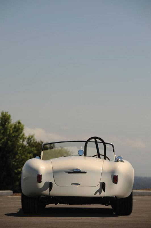 1965 Shelby 427 Cobra Rear Angle