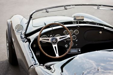 1965 Shelby 289 Cobra CSX2509 Interior