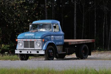 1966 Ford CS500 Shelby Racing Transporter