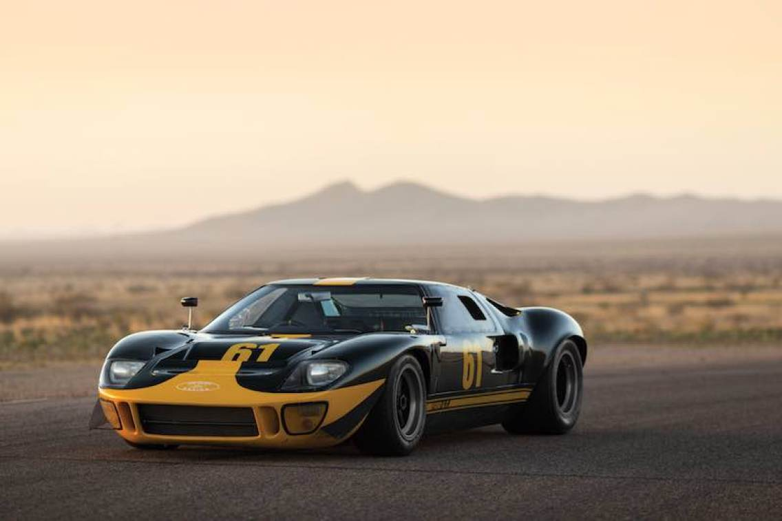1966 Ford GT40 chassis P/1061