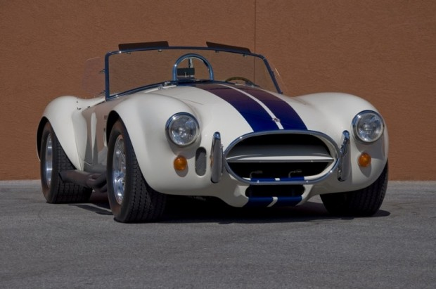 966 Shelby Cobra 427 Roadster; S/N CSX 3301