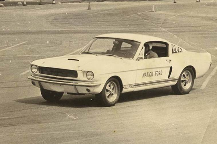 1966 Shelby GT350 Natick Ford
