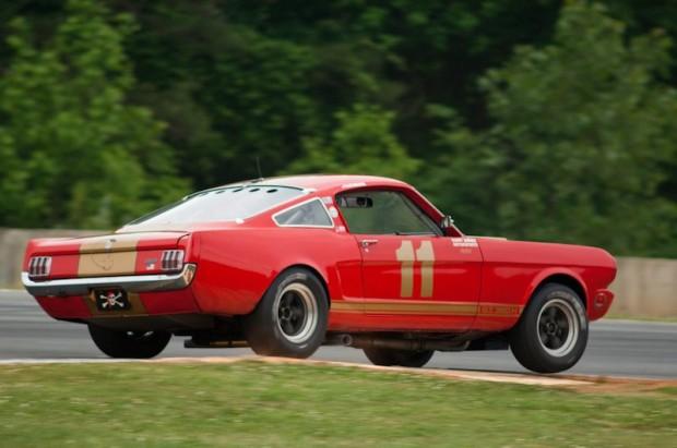 1966 Shelby GT350 - Wm. Dickson Rathbone