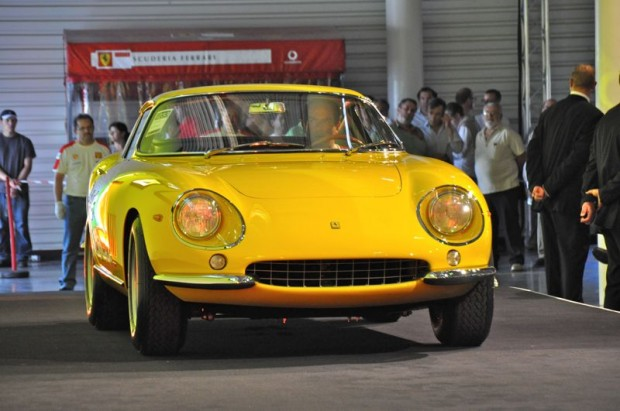 <strong>1966 Ferrari 275 GTB Alloy - Sold for $1,096,563 versus pre-sale estimate of $1,100,000 - $1,300,000.</strong>
