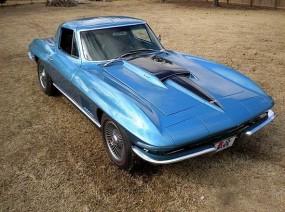 1967 Chevrolet Corvette Mecum