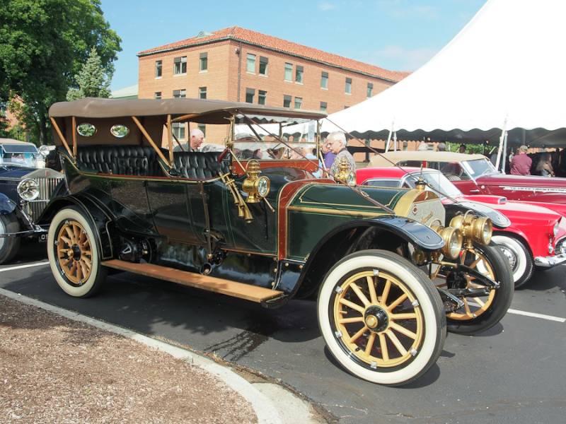 Rm auctions motor city 2014 auction report Motor city car auction