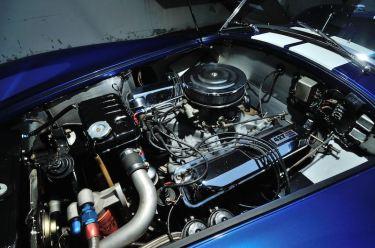 1967 Shelby 427 Cobra S/C Engine (photo: David Newhardt)