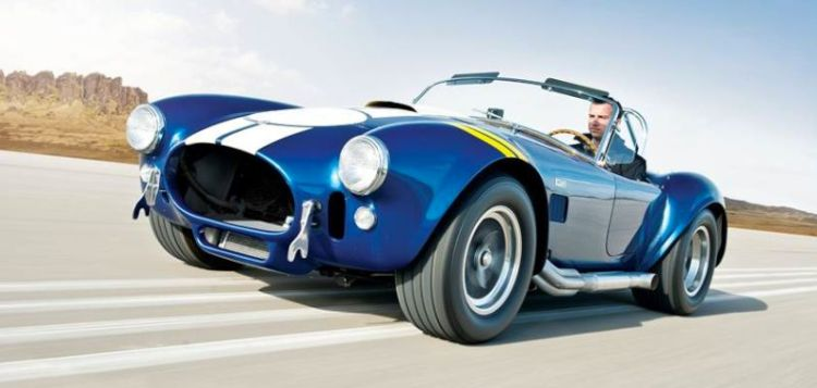 1967 Shelby Cobra 427 Semi-Competition