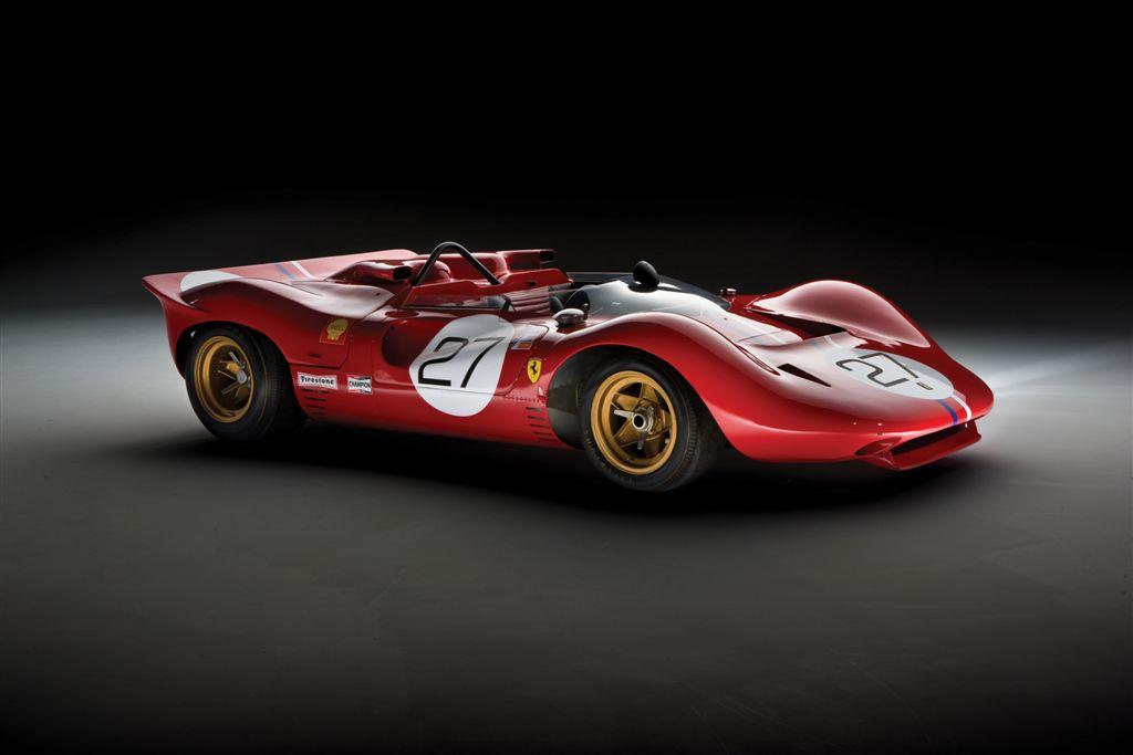 Ferrari p3 price