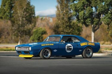1968 Chevrolet Sunoco Camaro Trans Am (photo: Robin Adams)