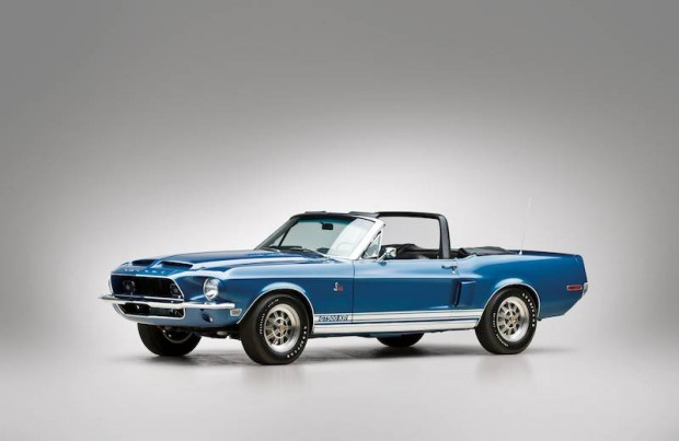1968 Shelby Mustang GT500-KR Convertible For Sale