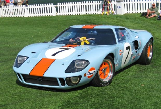 1968 Ford GT40 Mk II, Harry Yeaggy, Cincinnati, OH
