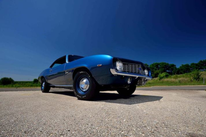 1969 Chevrolet Camaro ZL1 (Lot F107)