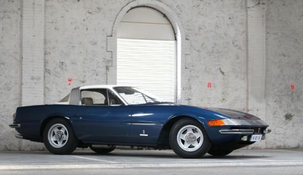 1969 Ferrari 365 GTB/4 Daytona Speciale