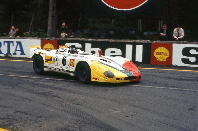Porsche 908 02 Flunder Photos History Profile