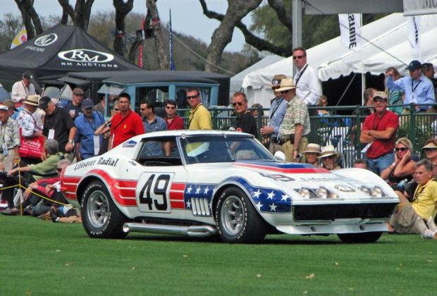1969 Chevrolet Corvette ZL1 BFG #49 Race Car, John T. Thompson, Atherton, CA