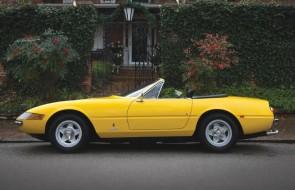 1970 Ferrari 365 GTB4 Daytona Spider Conversion