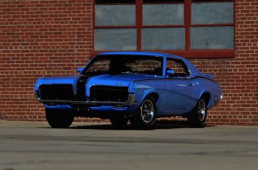 1970 Mercury Cougar Boss 302 Eliminator
