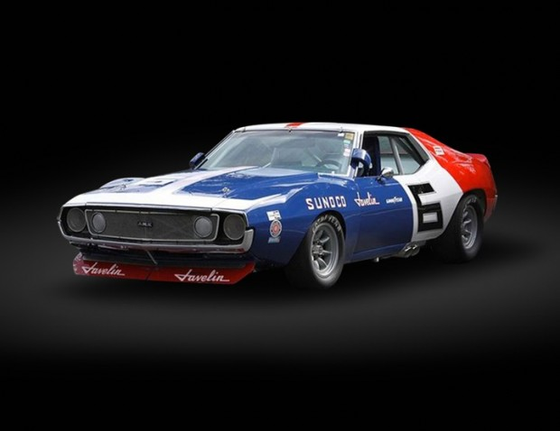1971 AMC Javelin Trans-Am Mark Donohue