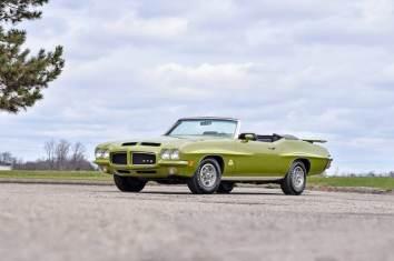 1971 Pontiac GTO Judge Convertible (Lot S179)