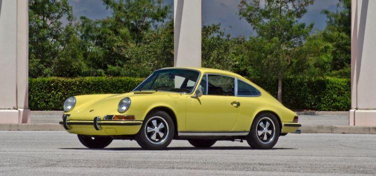 1971 Porsche 911S Coupe