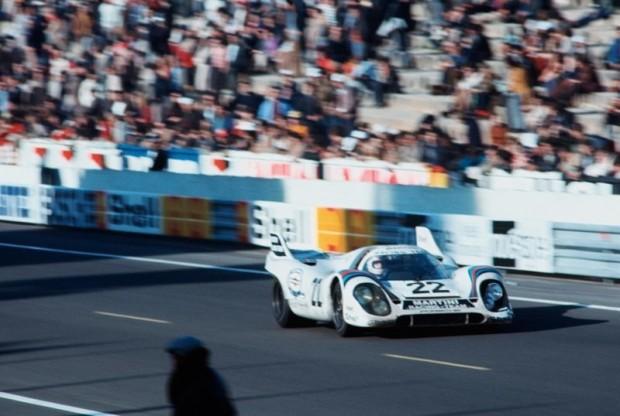 1971 24 Hours of Le Mans Winner - Porsche 917 KH