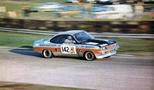 1971 Vauxhall Firenza Competition