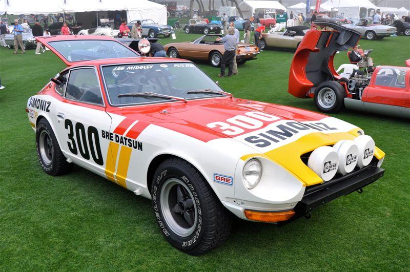 1972 BRE Datsun 240Z