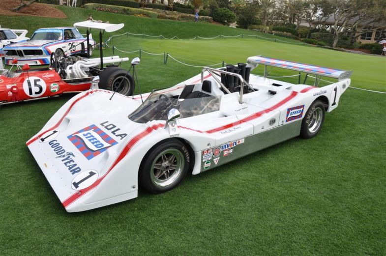 1972 Lola T310 at the 2009 Amelia Island Concours d'Elegance