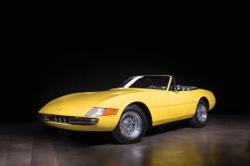 1973 Ferrari 365 GTS/4 Daytona Spider (photo: Erik Fuller)