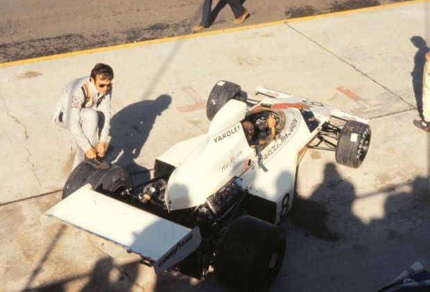 Peter Revson - McLaren M23