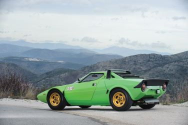 1974 Lancia Stratos HF Stradale (photo: Tom Wood)