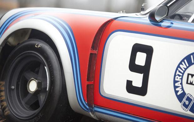 1974 Porsche RSR Turbo Carrera Details