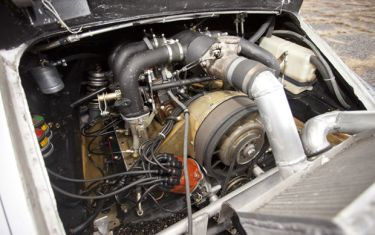 1974 Porsche RSR Turbo Carrera Engine
