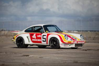 1974 Porsche 911 Carrera 3.0 RSR (photo: Mike Maez)