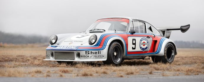1974 Porsche 911 Carrera RSR Turbo 2.14