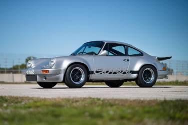 1975 Porsche 911 Carrera 3.0 RS (photo: Mike Maez)