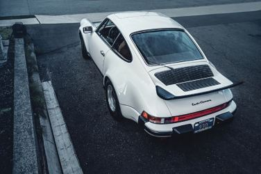 1976 Porsche 911 Turbo Carrera (photo: Marcel Lech)